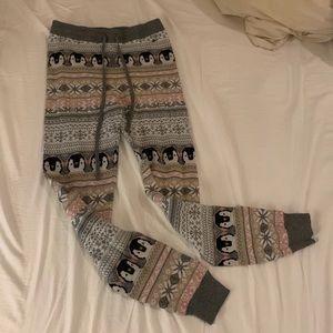 American Eagle Thermal Pajama Pants